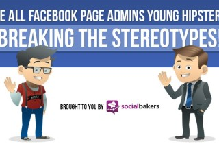 Socialbakers Infographic Facebook Page Admins